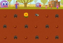 Game-farm-with-bee