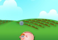 Parts-catcher-game-with-a-pig-farm