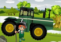 Tractor-game