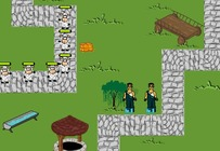 Pertanian-tower-defense-game